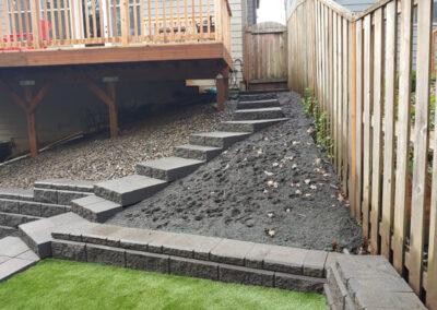 Landscape Installation Portland