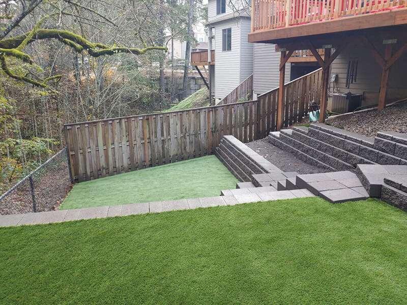 Landscaping Portland OR