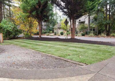 custom landscaping Portland
