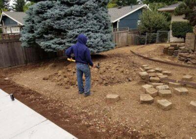 landscape construction company Portland