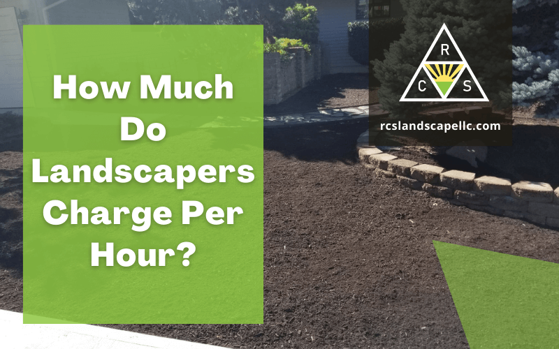 How Much Do Landscapers Charge Per Hour?